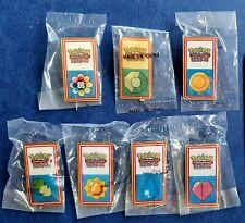Pokemon Kanto League Badges 2000