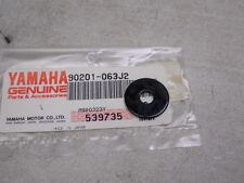 Yamaha NOS YZ250, YT125, VT480, VX600, Plate Washer, # 90201-063J2   S-125