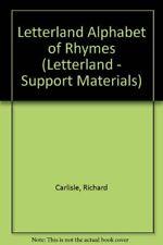 Letterland Alphabet of Rhymes (Letterland - Support Materials),Richard Carlisle