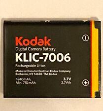 Kodak KLIC 7006 Li-Ion Rechargeable Digital Camera Battery