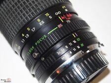 Minolta Universalzoom Objektiv Tokina AT-X 28-85mm 1:3,5-4,5 Macro lens (62mm)