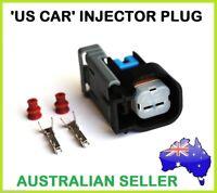 Injector Connector Plug Quick Release / Slide Lock US CAR for Bosch EV6 ~ EV14 T