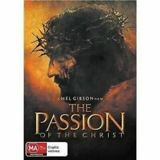 Passion of The Christ DVD Director's Edition - Aust Region 4