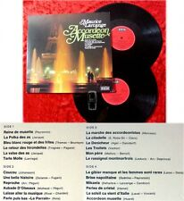 2LP Maurice Larcange: Accordeon Musette