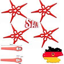 20Kunstoffmesser passt für ALDI Hofer Akku Rasentrimmer Gardenline GLART 18 Li @