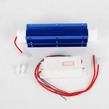 Quarzrohr Kit Ozon Generator Wasser / Luftreiniger Ionisator 10G / H 220V Neu