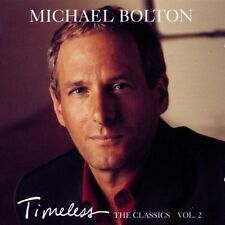 Michael Bolton Timeless-The classics 2 (1999) [CD]
