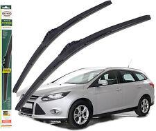 "Ford Focus Estate 2011-2017 replacement wiper blades 28""28""TL HEYNER HYBRID"