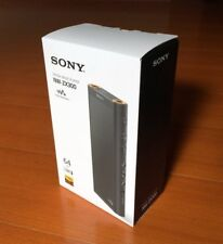 【EMS】Sony NW-ZX300 Black Hi-Res Walkman 64GB