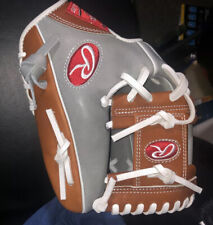 Rawlings Mark Of A Pro New With Tags Spypt1-2gbr Heart Of Hide NWT Infield 11in