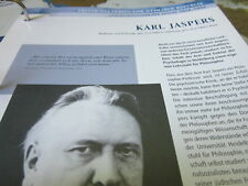 Historia alemana 1914-1933 Karl Jaspers 1883-1969 médicos philosph