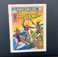 Marvel comics index. The amazing Spider-man. Comics 1976