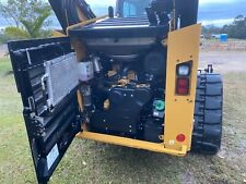 nice 2015 cat299D xps with high flow and 4 in 1 bucket
