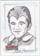 THE MUNSTERS SEAN PENCE EDDIE SKETCHAFEX SKETCH UNRELEASED EXTREMELY LIMITED