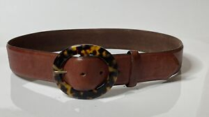 Cipriani Leather Womens Belt