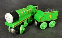 Learning Curve Henry Train  LC99003 For Thomas And Friends Wooden Railway *1
