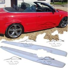 SIDE SKIRTS FOR AUDI A4 B6 8E 00-04 / A4 B7 04-09 SS325 CABRIO SPOILER NEW