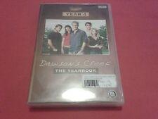 DAWSON DAWSON'S CREEK YEAR 4 SAISON 4 IMPORT ANGLAIS COFFRET 6 DVD EN FRANCAIS
