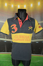 GURKHA ELEPHANT POLO CLUB #3 JOULES FOOTBALL SHIRT (S) JERSEY TOP MENS GURKHAS
