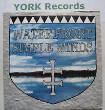 """SIMPLE MINDS - Waterfront - Excellent Con 7"""" Single"""