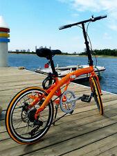 "20"" high quality folding bike road Bicycle shimano 7 speed  (Disc  brake)"