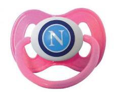 Napoli ciuccio neonato rosa baby prodotto ufficiale succhietto farmaceutico newb