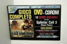 DELTA FORCE BLACK HAWK DOWN GIOCO USATO PC DVD VERSIONE ITALIANA GD1 47572