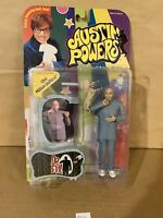 "austin powers action figures ""Dr.Evil And Cat""  Mcfarlane Toys"