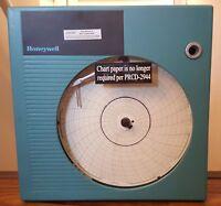 Honeywell Circular Dew Point Data Chart Recorder - DR4300 - DR4301