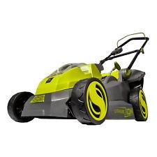 Sun Joe Cordless Lawn Mower   16 inch   Brushless Motor   Battery Not Included
