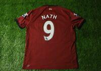 NEWCASTLE UNITED ENGLAND NATH 2012/2013 FOOTBALL SHIRT JERSEY AWAY PUMA ORIGINAL
