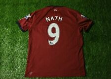 Newcastle United England Nath 2012/2013 Football Shirt Jersey Away Puma Original