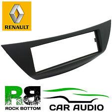 Renault Laguna MK3 2008 Onwards Single Din Car Stereo Radio Fascia Panel AFC6046