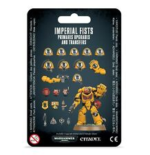 ON STOCK Imperial Fists Primaris Upgrades and Transfers