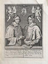 Adrianus a Walenburch/Petrus a Walenburch Copper Plate Engraving