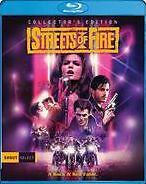 STREETS OF FIRE (Collector's Edition)  - BLU RAY - Region A