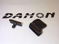 Dahon handlebar clamp, fuse clip, 2-piece, handlebar frame holder, ball head hol