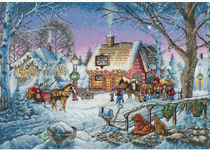 Dimensions 8816 Gold Collection Sweet Memories Counted Cross Stitch Kit