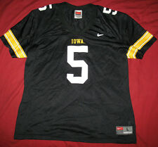 University of Iowa Football Jersey Nike Size Youth Large