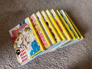 Kodocha Sana's Stage   English Manga Vol. 1-10   First Print '02-'03   Rare