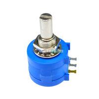 3590S-2-104L Ohm Rotary 100K Wirewound Precision Potentiometer Pot 10 Turn New