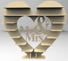 Y62 coeur 40x ferrero rocher sweet présentoir chocolat arbre mariage centre