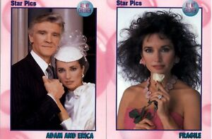1991 Star Pics ABC Soaps  All My Children - YOU PICK THE CARD
