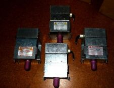 Lot of 4 Fusion UV Magnetron Model FSM3000