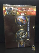 D&D 4th Edition Holiday Bundle Player's Handbook 1 and 2 Collection NEW d20 4.0