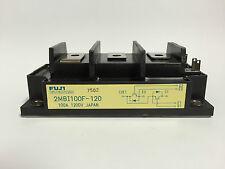 2mbi100f-120 Fuji Electric IGBT Module 100a 1200v