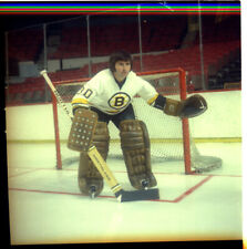 6 - 2 1/2 x 2 1/2 Colour Transparencies of the Boston Bruins from the 70's Bucyk