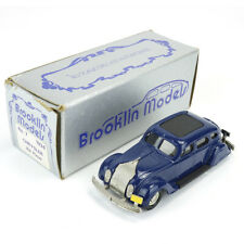 Brooklin Models 1934 Chrysler Air Flow in Box