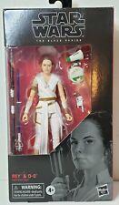 Star Wars The Black Series #91 Rey & D-O Rise of Skywalker 6 inch MIB