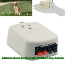 New listing PetSafe In-Ground Dog Fence Wire Lightning & Surge Protector